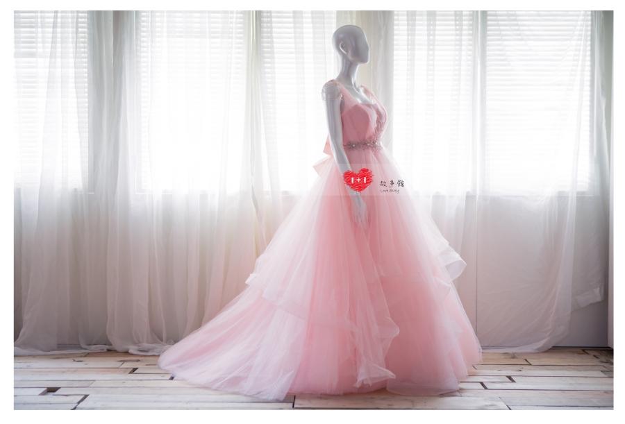 台北手工婚紗