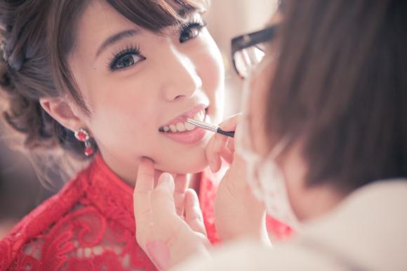 彩妝造型-新娘秘書