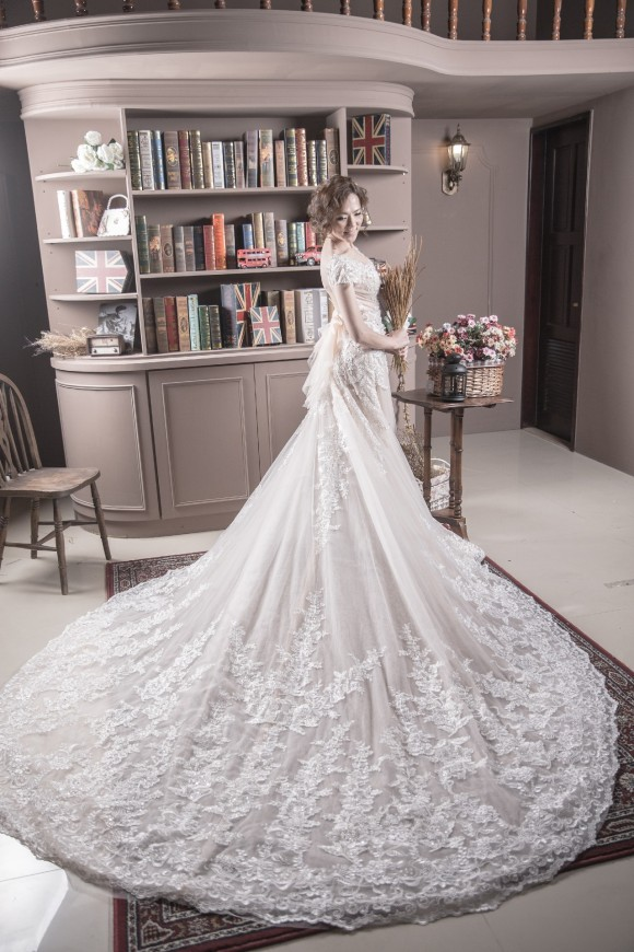 婚紗禮服出租