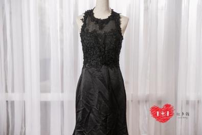 手工婚紗推薦:詠愛春舞晚禮服