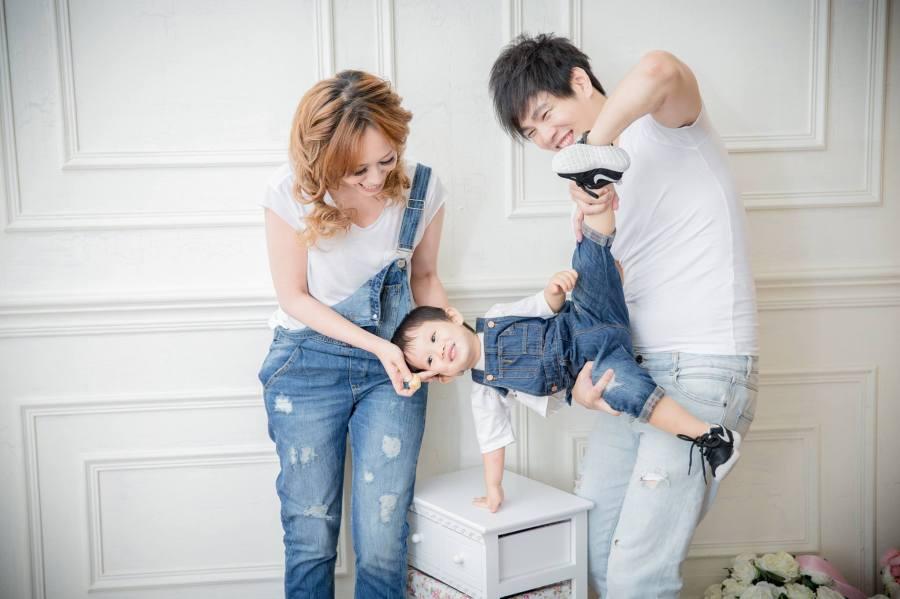 全家福|家庭寫真|親子寫真