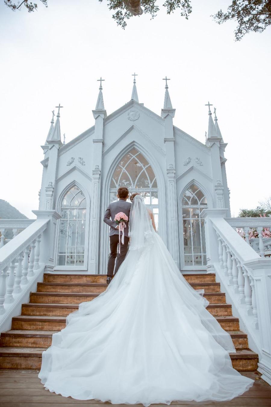 手工婚紗 |  婚紗攝影
